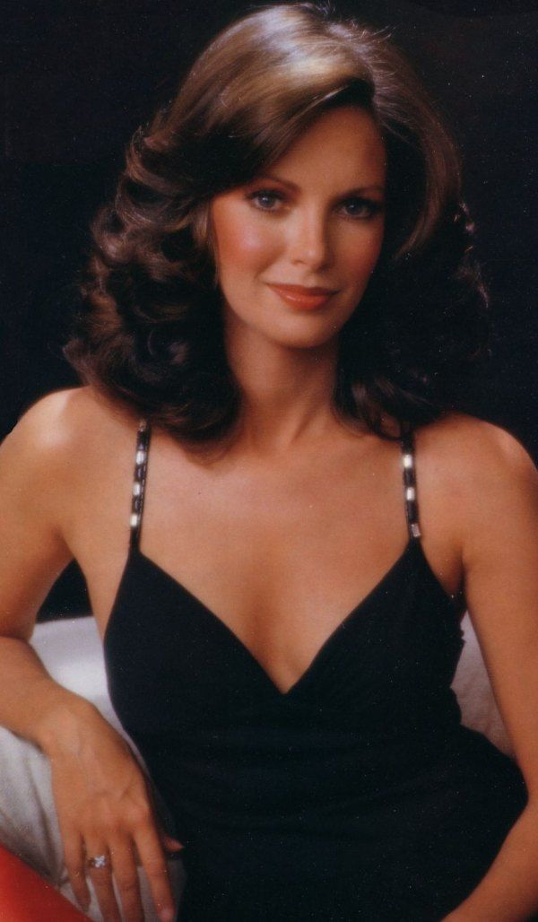 """What ever happened to….: Jaclyn Smith who played Kelly Garrett in the TV show """"Charlie's Angels""""."""