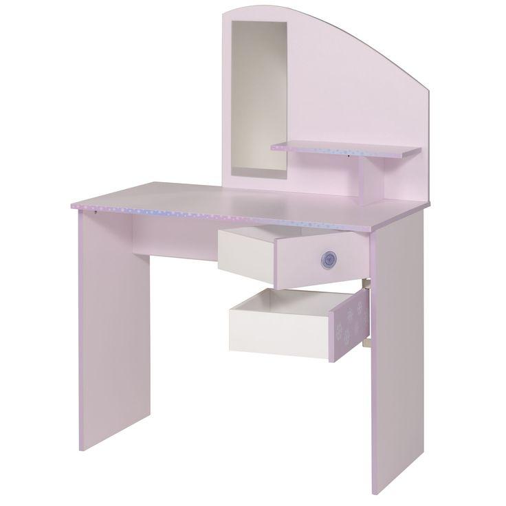 Cute Schreibtisch Rosa Lila Woody Holz Modern Jetzt bestellen unter https