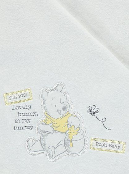 Disney Winnie the Pooh Fleece Shawl  , read reviews and buy online at George at ASDA. Shop from our latest range in Baby. Give your little one the comfort th...