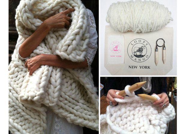 Knitting Needles And Yarn Size : Size knitting needles loopy mango the biggest
