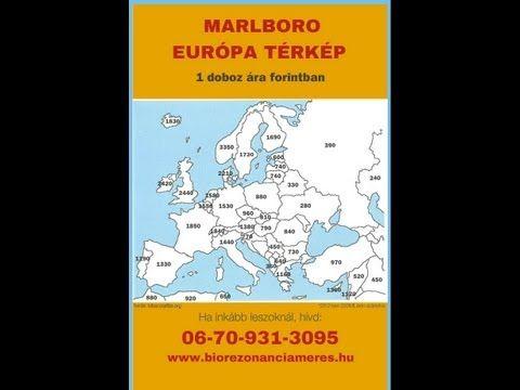 http://biorezonanciameres.hu/dohanyzasrol-leszoktatas ▶ Dohányzás leszokás - Marlboro index - YouTube
