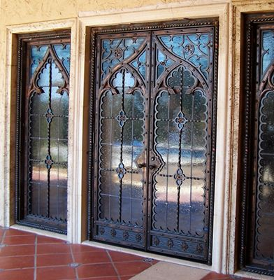 if i had a patio these doors very much these doors!