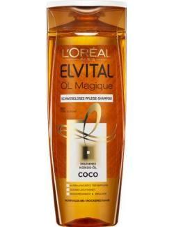 myTime.de Angebote L´Oréal Elvital Öl Magique Shampoo Coco: Category: Drogerie > Körperpflege & Kosmetik > Haarpflege >…%#lebensmittel%