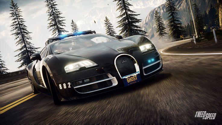 Need For Speed Rivals es la más reciente entrega de la saga Need For Speed de la casa creadora EA Games.