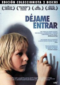 Déjame entrar (2008)Suecia. Dir.: Tomas Alfredson. Fantástico. Terror. Drama. Infancia. Películas de culto – DVD CINE 1697