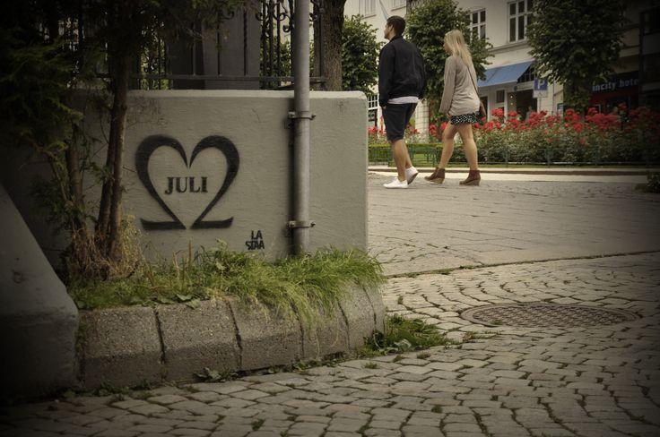 La Staa - 22 Juli Bergen