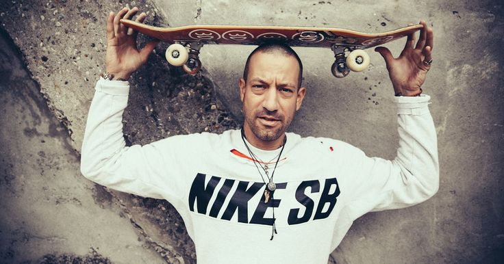 Skateboarding legend Brian Anderson opens up to Rolling Stone about coming out, getting married, homophobia in skating and being a force for change.