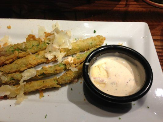 Longhorn Steakhouse Copycat Recipes: Parmesan Crusted Asparagus