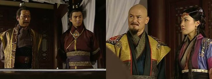 (left) Lin family - (right) Lam family