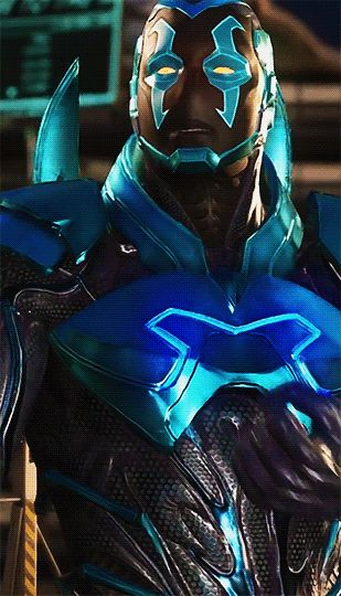 Injustice 2 Blue Beetle