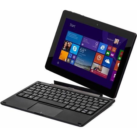 "Nextbook Flexx 10.1"" 2-in-1 Tablet 2/32GB Quad Core Windows 8  (Eligible for Free Windows 10 Upgrade)"