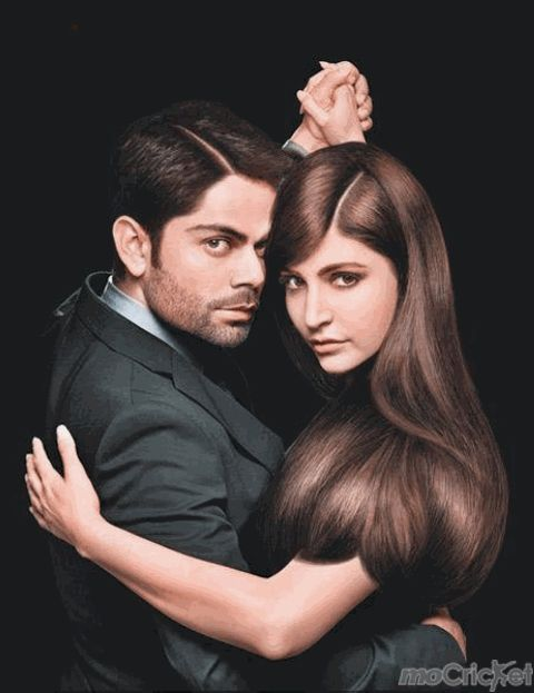 It all started with a two minute commercial and now it is turning to be a Yash Chopra love story. Check out these lovebirds on http://mocricket.com/