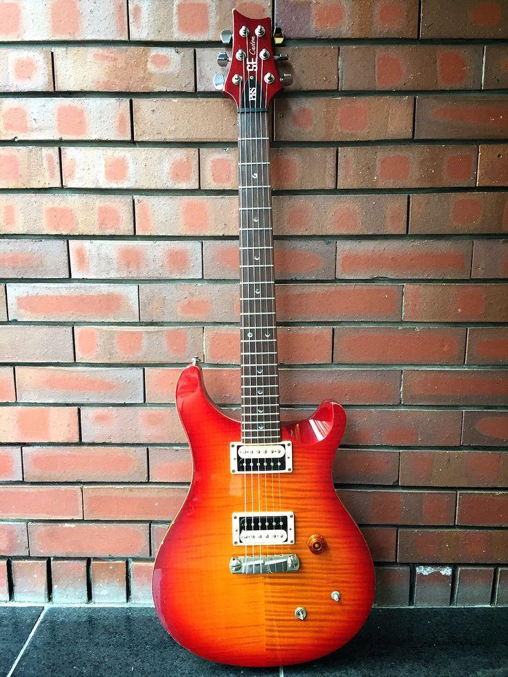 Paul Reed Smith SE Custom サウンドスタジオノア 初台 03-3373-3711 http://hatsudai.studionoah.jp/