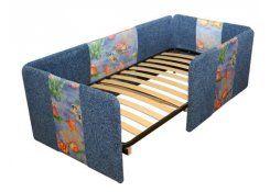 Детский диван Экзотика описание, фото, выбор ткани или обивки, цены, характеристики