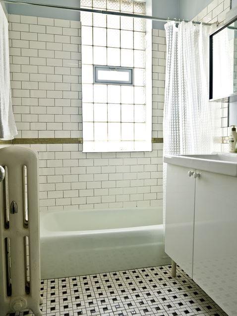 Bathroom Tile Ideas Vintage 23 best vintage bathrooms images on pinterest | bathroom ideas