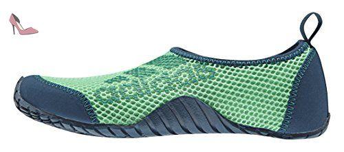 adidas Kurobe K, Chaussures de Sport Mixte Bébé, Multicolore-Azul / Verde (Minera / Eqtver / Briver), 33 EU - Chaussures adidas (*Partner-Link)