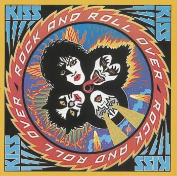 """Ripubblicazione dell'album dei #Kiss intitolato """"Rock & Roll Over""""."""
