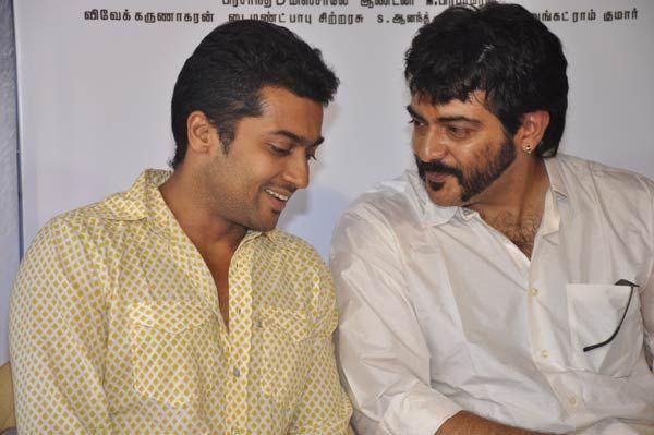 Ajith And Surya