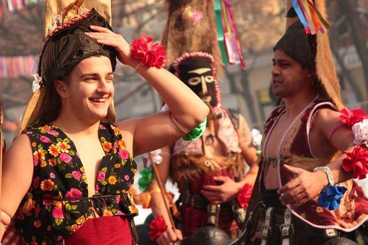 International festival of Masquerade Games SURVA 2017. Pernik Bulgaria. Photo by Lana Temina. #surva #festival #kukeri #surva2017 #perniik #mask #carnival #bulgaria #кукери #сурва2017 #маски