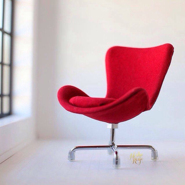 Handmade Chair Series Modern Created by DragonDeeMini