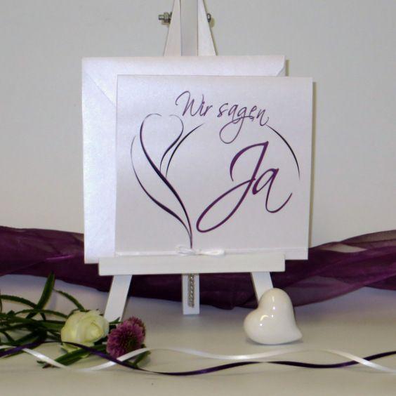 121 besten Angesagte Hochzeitseinladungen Bilder auf Pinterest