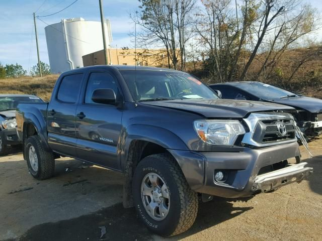 Salvage 2015 Toyota Tacoma Trd Pro Pickup For Sale | Salvage Title
