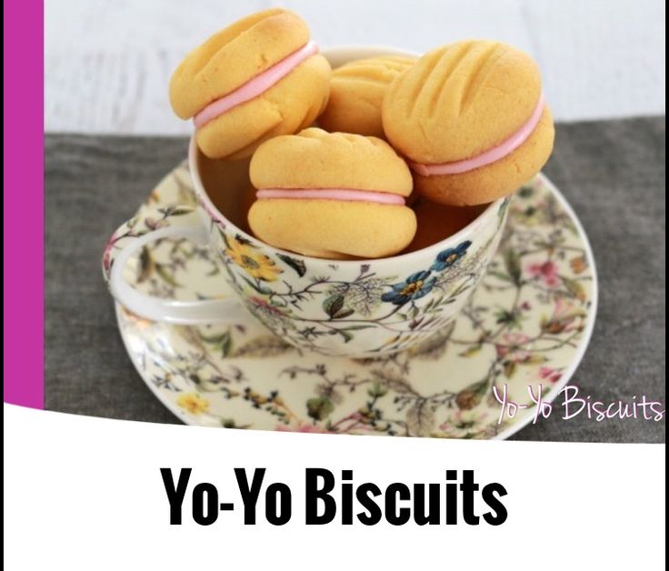 {Thermomix} Yoyo Biscuits