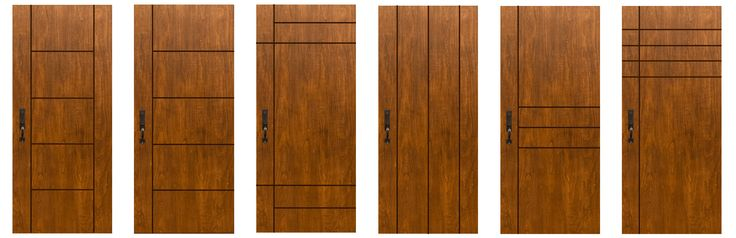 MasterGrain's Main Contemporary Collection using Cherry Grain and CNC machined for a unique look. #MasterGrain #Contempoary #Cherry #Grain #Technology #CNC #Modern #Fiberglass #Doors