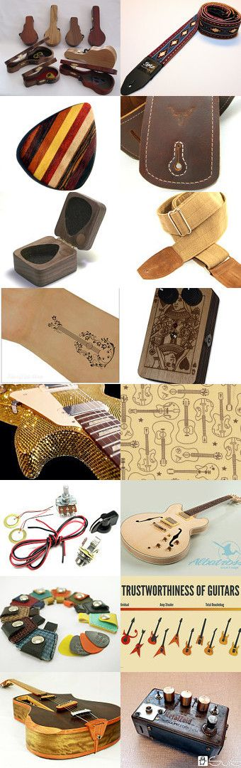 #guitar #guitartreasury Guitar by Kinga on Etsy--Pinned with TreasuryPin.com