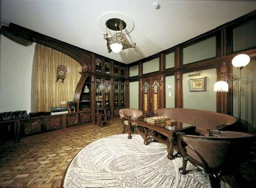 26 Best Images About Art Nouveau House On Pinterest