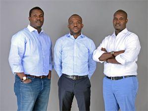 Dolapo Taiwo, Damola Taiwo, Tola Ogunsola, MyMusic.com.ng Co-founders