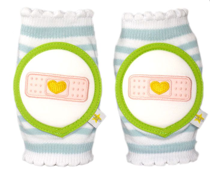 crawlings baby knee pads