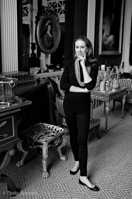 Carolyne Roehm - Fine Living - Traditional Style - Carolyne Roehm