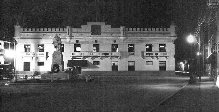 edificio de El Cuartel