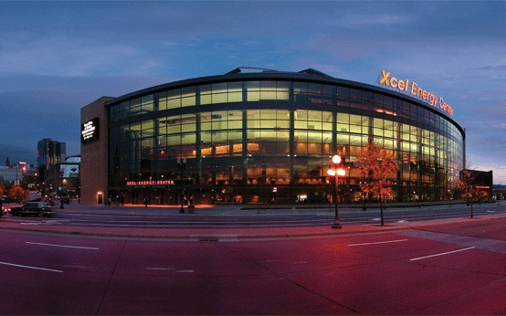 Xcel Energy Center, Saint Paul