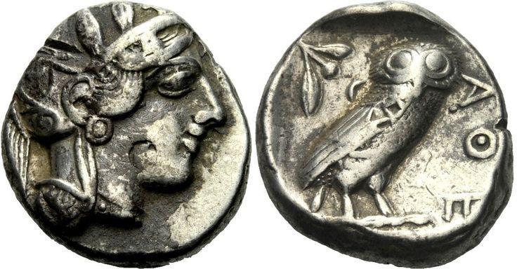 Dracma. Moeda grega usada antes de entrar em vigor o Euro.