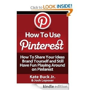 How To Use Pinterest - How To Share Your Ideas, Brand Yourself and Have Fun Playing Around on #Pinterest