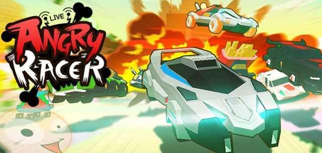AngryRacer Live - un adrenalinico gioco di corse per iPhone e Android! AngryRacer Live per iPhone e Android è un nuovo arcade su quattro ruote dove l'unica regola è quella di correre come pazzi facendo mangiare la polvere alle forze dell'ordine, al fine di aumentare la  #arcade #auto #corse #android #iphone