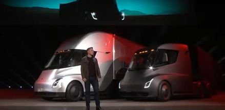 The new Tesla truck. What is your opinion? Is this the future?