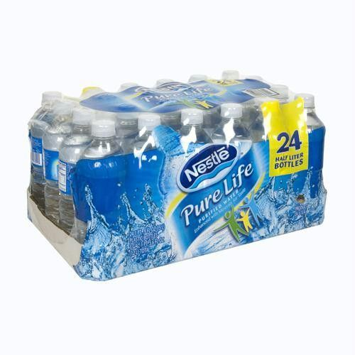Nestle Pure Life Purified Water