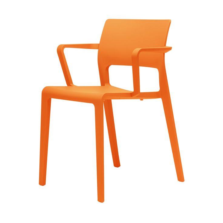 Juno Armlehnstuhl Orange Jetzt Bestellen Unter:  Https://moebel.ladendirekt.de/kueche Und Esszimmer/stuehle Und Hocker/armlehnstuehle/?uidu003d8e40800c Ab12 5de2  ...