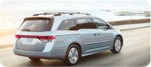 2014 Honda Odyssey Overview - Official Honda Site
