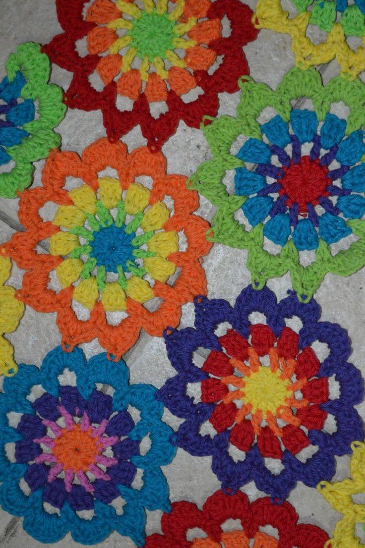 cestas tejidas en crochet - Buscar con Google