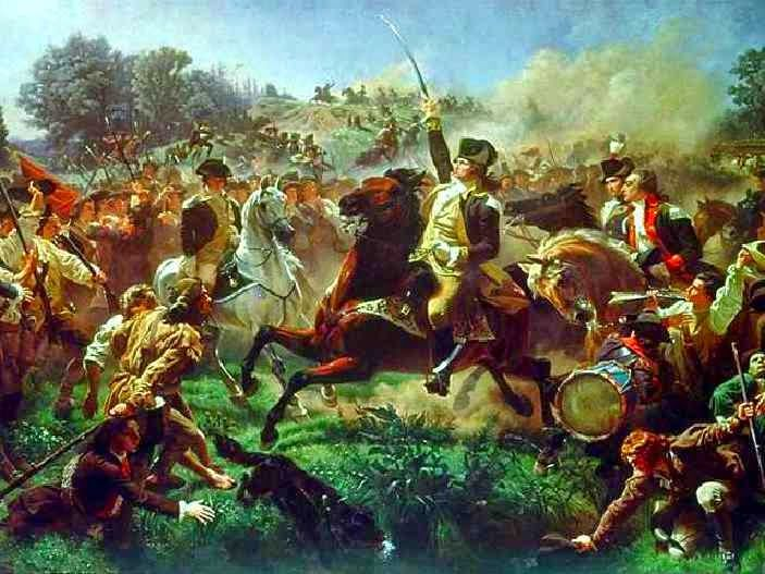 American History 101: The Battle of Monmouth Courthouse, June 28, 1778