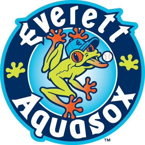 Everett Aquasox | 26 Of The Most Ridiculous Minor League Baseball Logos You'll Ever See: