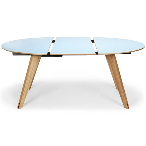 Love this diningtabel from bolig.com