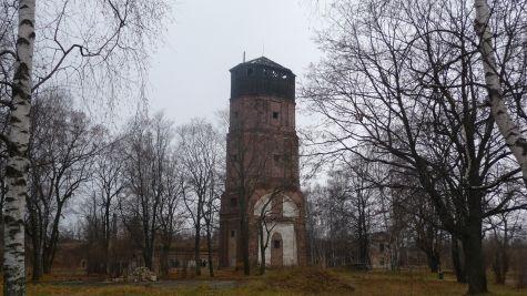 Daugavgrivas fortress - Riga, Latvia
