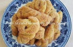 Κουλουράκια στην κυριολεξία αφρός! Πανεύκολα, ελαφρά ρόδινα, τραγανά, λόγω της ζάχαρης και με πολύ λεπτή γεύση. Εξαιρετικά! Αυτά τα ...