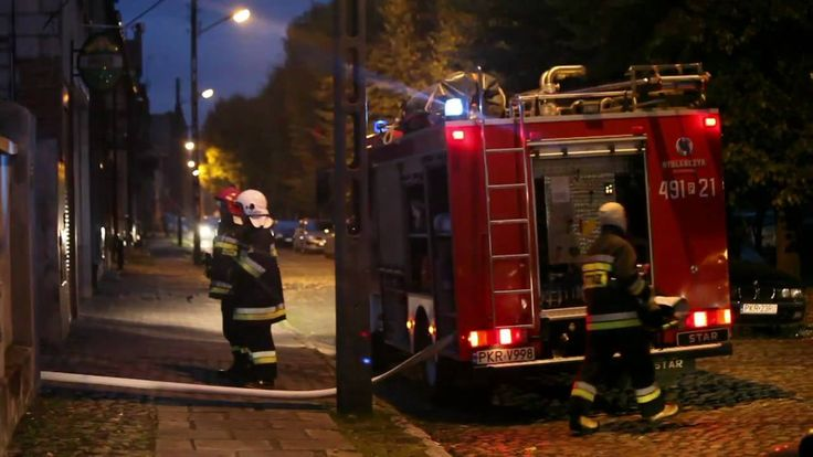 Zawód strażak - 25.10.2010