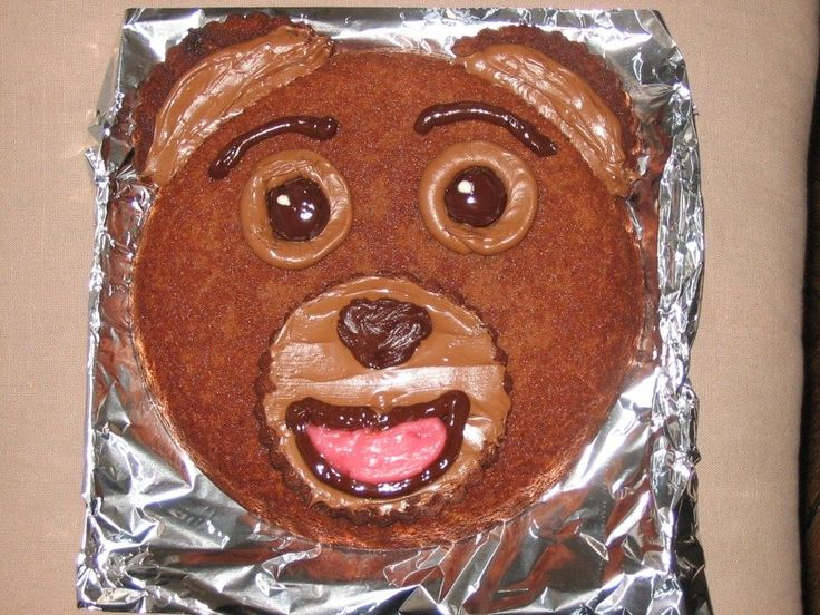 gâteau ours